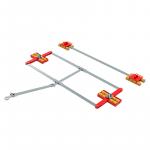 HTS ECO-Skate ISOCON PU - IC120D (PU) + IC120S (PU) Set