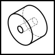 Wheel Size: Outer Diameter x Width / Bearing Diameter